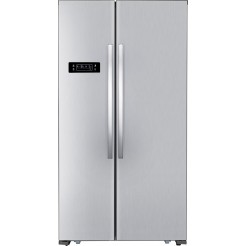 Exquisit SBS550-4A++ INOX